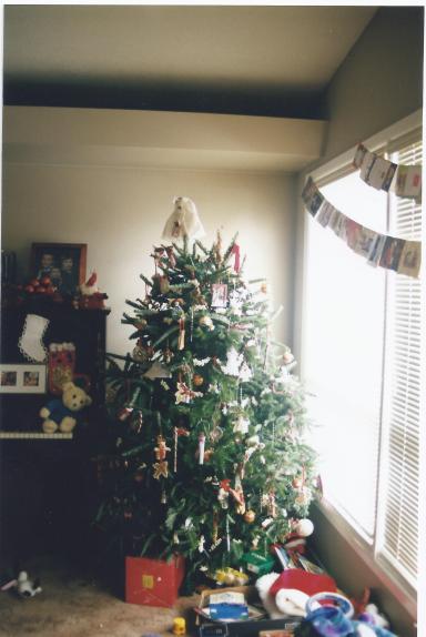 Strathroy Christmas tree